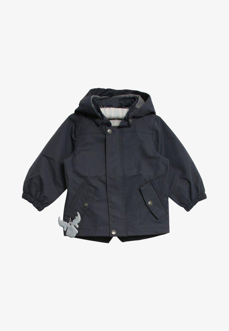 Wheat - VALTER - Waterproof jacket - ink
