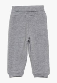 Wheat - FELTED TROUSERS BABY - Kangashousut - melange grey - 0
