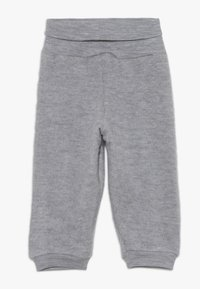 Wheat - FELTED TROUSERS BABY - Pantalones - melange grey - 1
