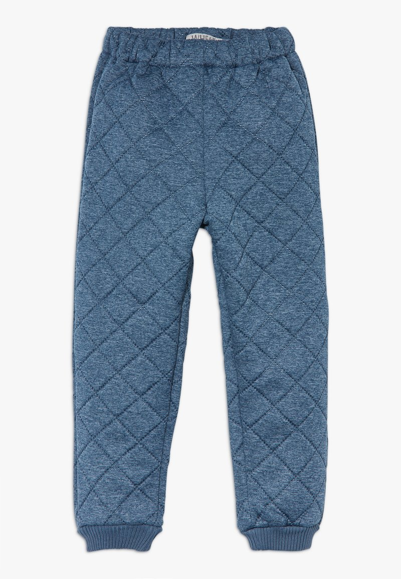 Wheat - THERMO ALEX - Trousers - indigo melange