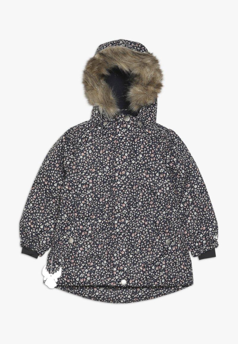Wheat - JACKET MONA - Winter coat - navy