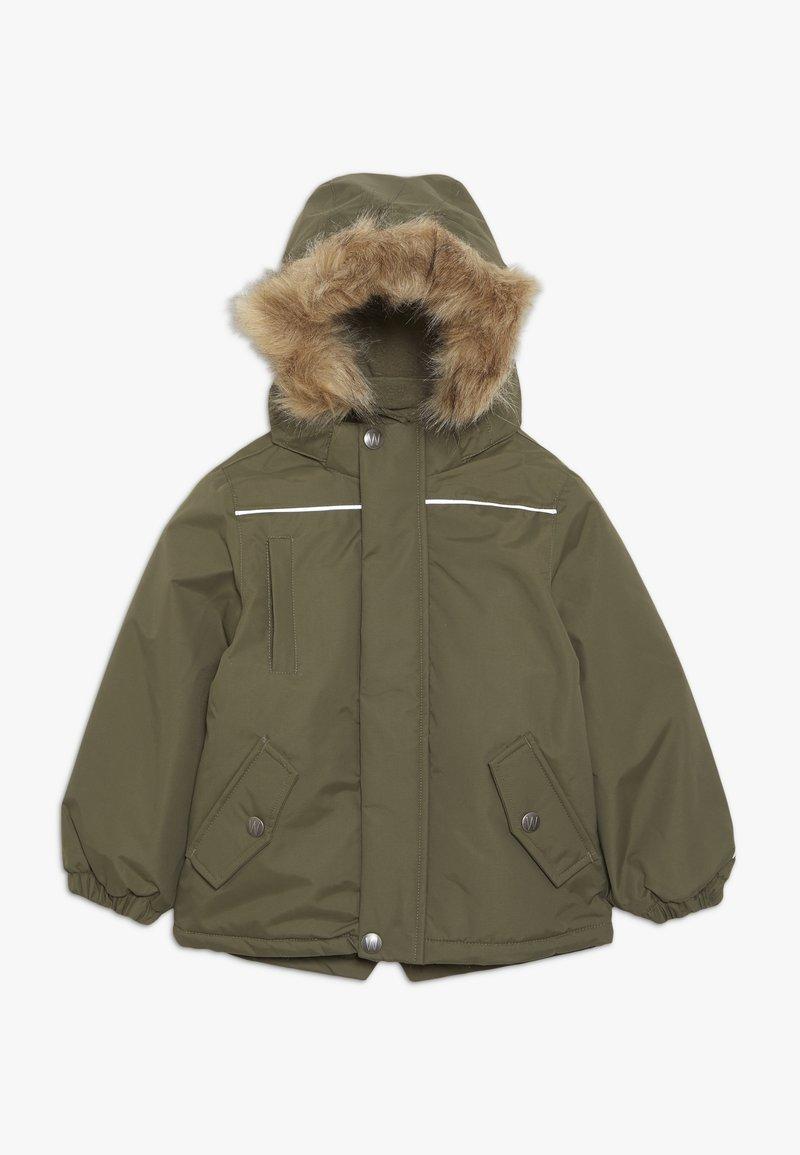 Wheat - JACKET ELTON - Winter jacket - khaki