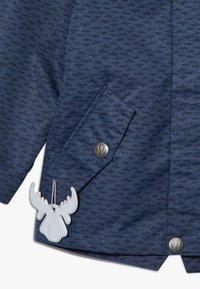 Wheat - VALTER - Hardshell jacket - indigo seagull - 5