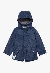 Wheat - VALTER - Hardshell jacket - indigo seagull - 0