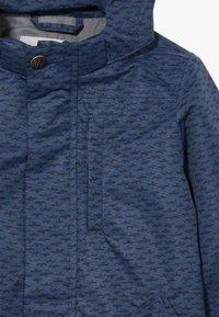 Wheat - VALTER - Hardshell jacket - indigo seagull - 3