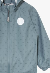 Wheat - RAINWEAR CHARLIE SET - Veste imperméable - petroleum - 4
