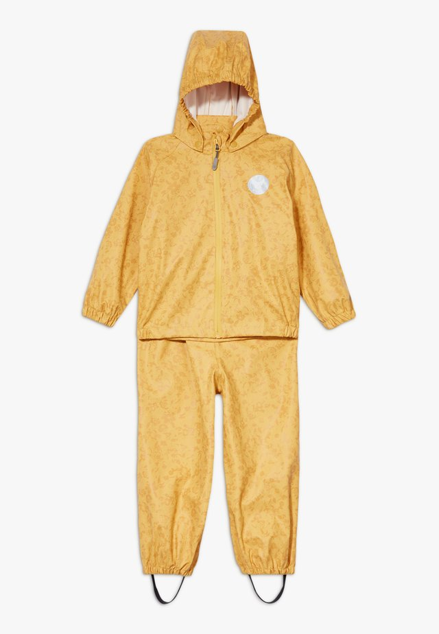 RAINWEAR CHARLIE SET - Sadetakki - yellow