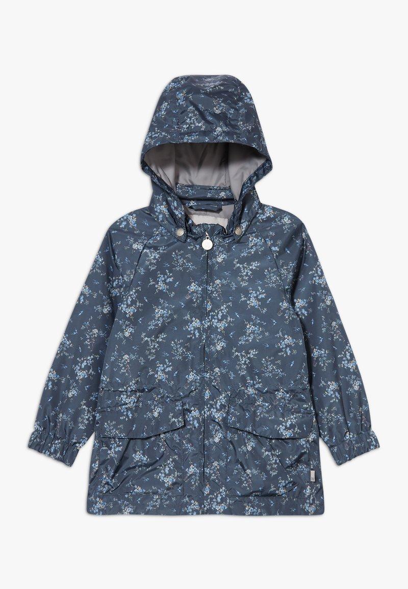 Wheat - ELINOR - Waterproof jacket - greyblue