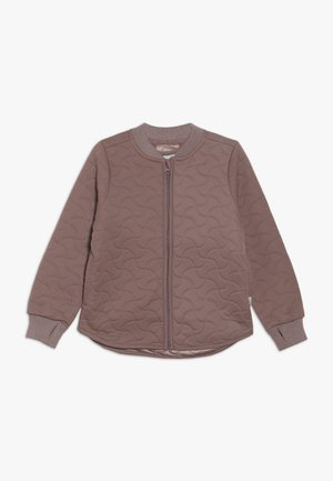 THERMO JACKET LOUI - Kurtka Outdoor - dusty rouge