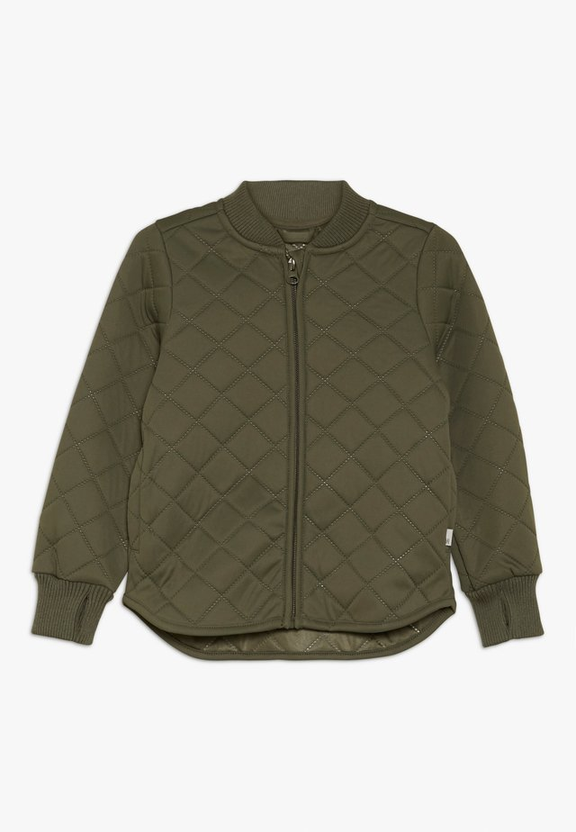 THERMO JACKET LOUI - Outdoorjacka - army leaf