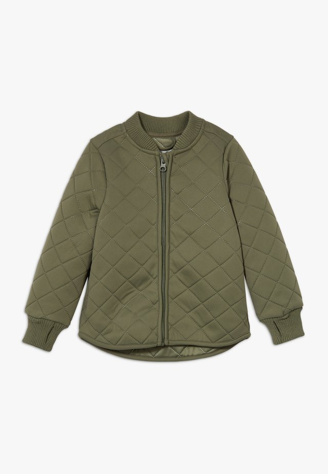 THERMO LOUI - Outdoorjas - olive