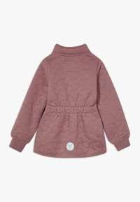 Wheat - THERMO THILDE - Outdoor jacket - plum