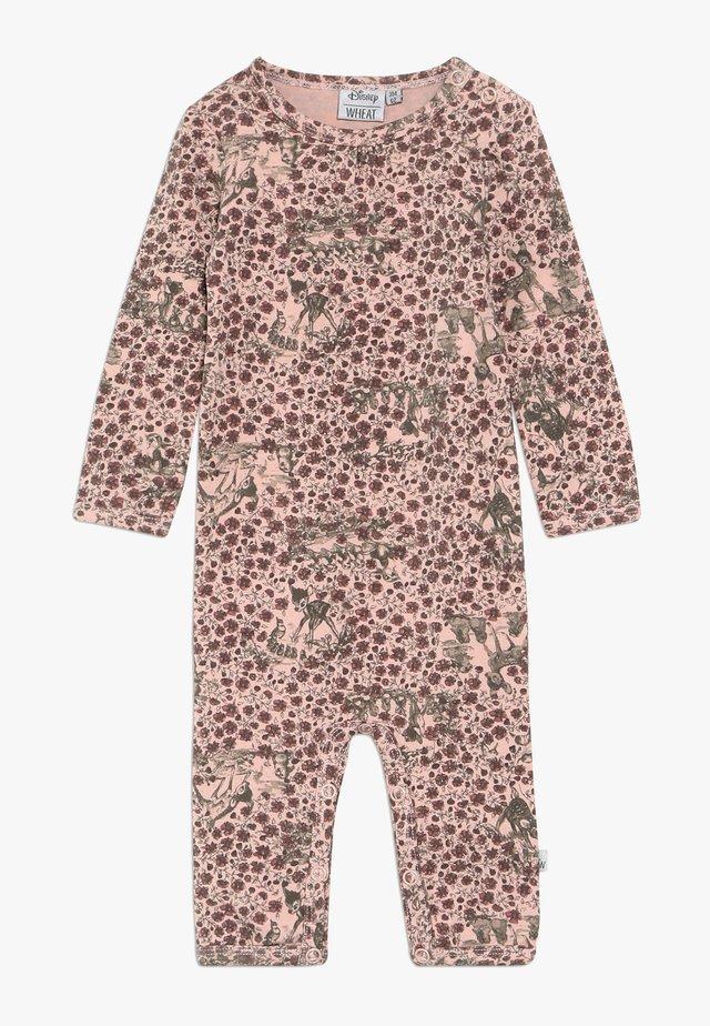 JUMPSUIT BAMBI BABY - Pyžamo - light pink