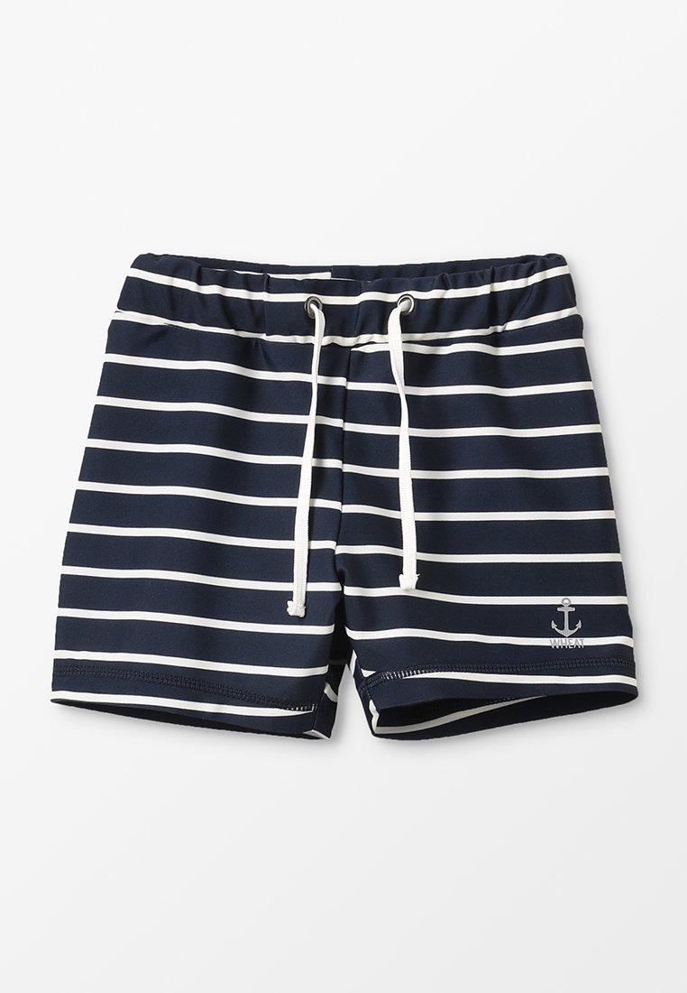 Wheat - SWIM SHORTS ELI BABY - Swimming trunks - navy