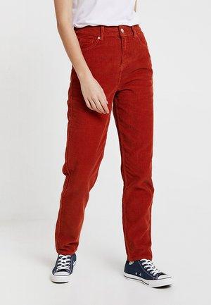 DANA - Kalhoty - rust