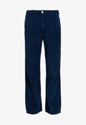 AMANDA PANTS - Kalhoty - gibral blue