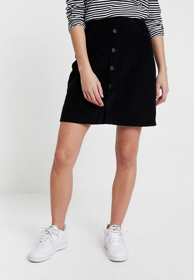 DANI SKIRT - A-line skirt - black