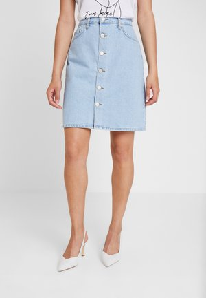 DANI SKIRT - A-line skirt - bright blue