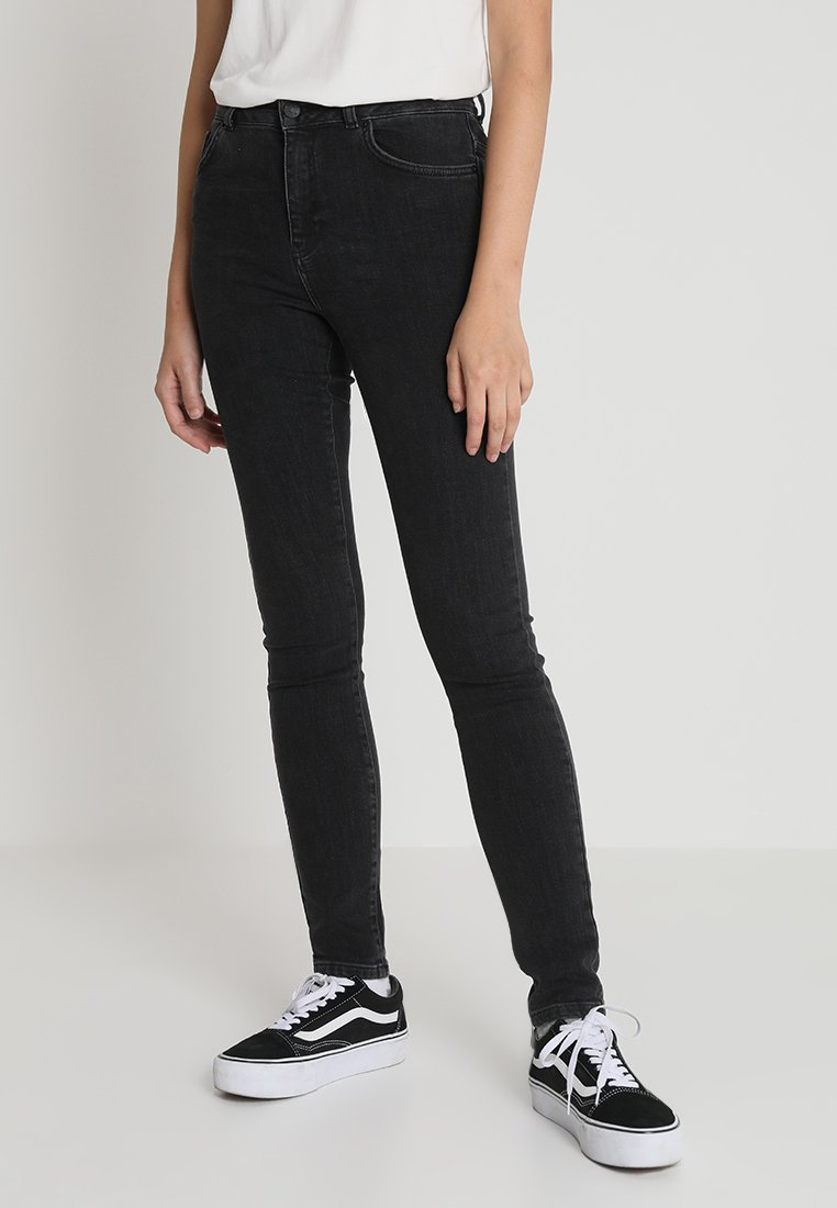 WHY7 - STELLA - Jeans Skinny Fit - black grey