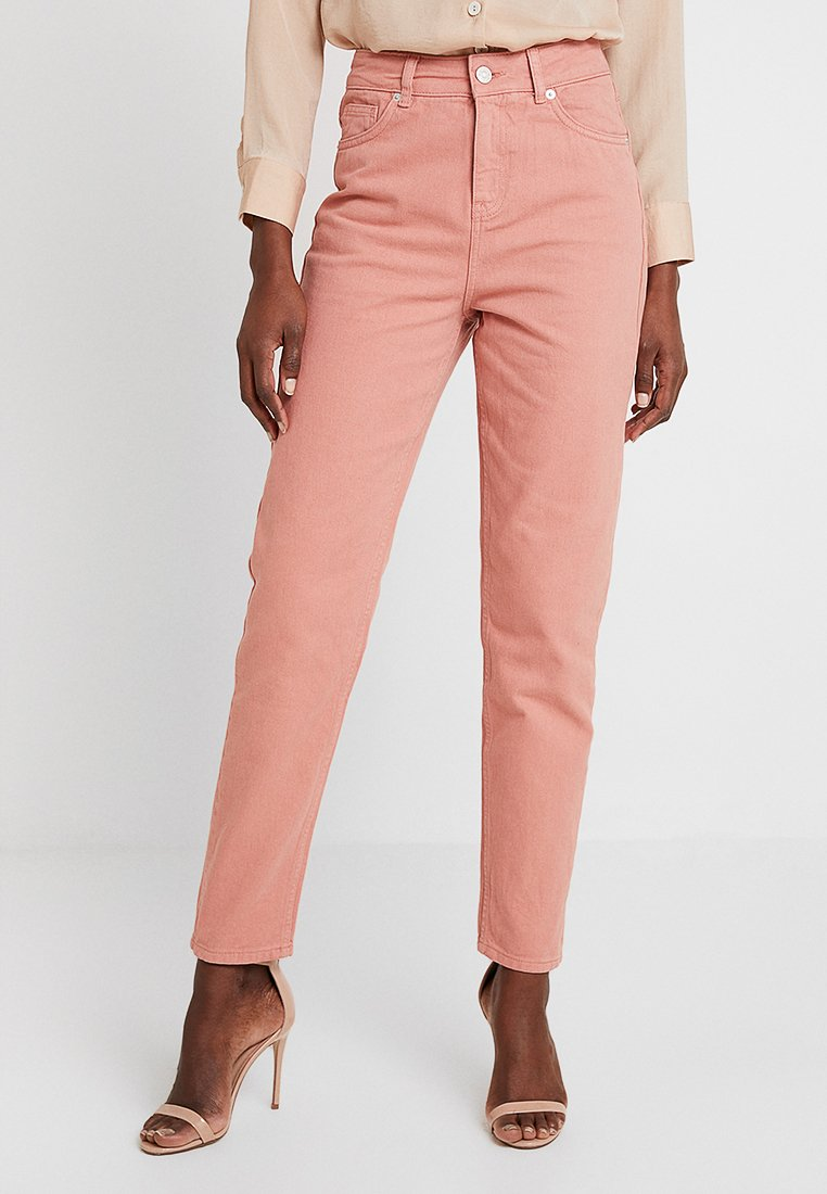 WHY7 - DANA MOM - Jeans Relaxed Fit - rose