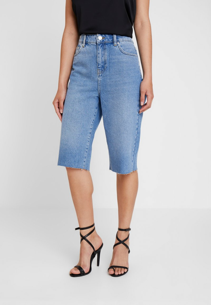 WHY7 - DREAM - Shorts - light blue