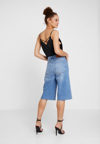 WHY7 - DREAM - Shorts - light blue - 2