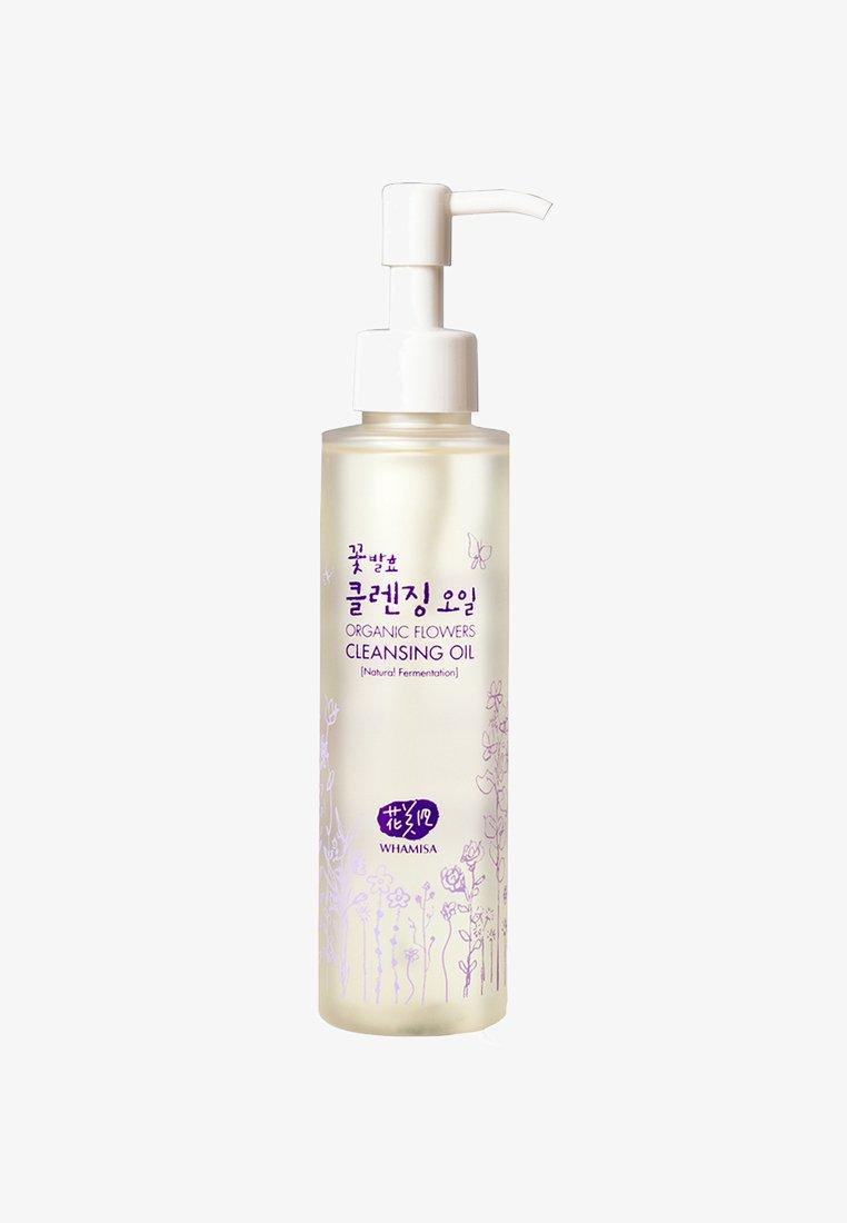 Whamisa - CLEANSING OIL 150ML - Oczyszczanie twarzy - neutral