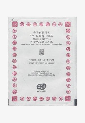 HYDROGEL FLOWERS MASK - Gesichtsmaske - -