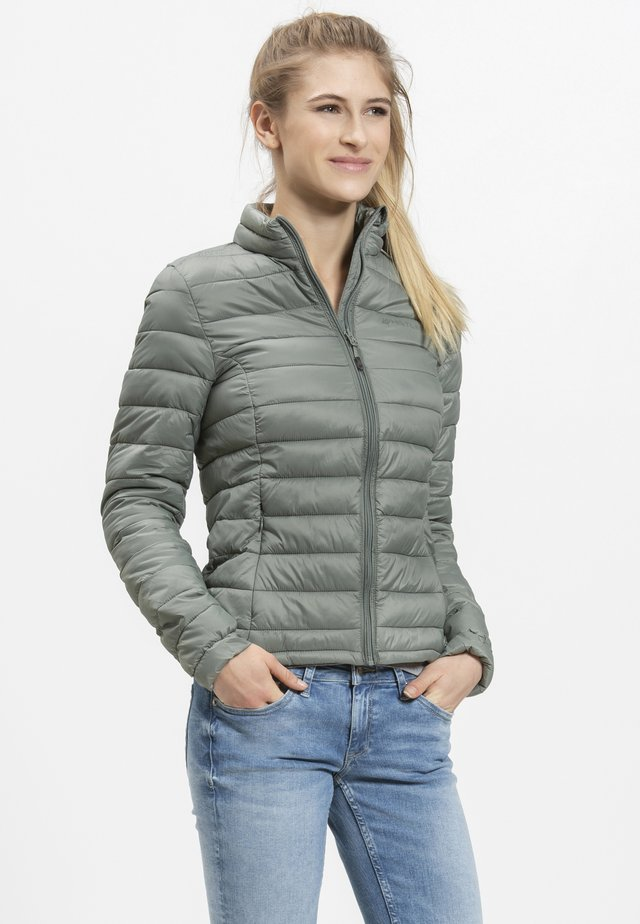 Down jacket - 3056 agave green