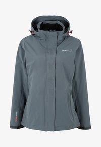 Whistler - WILEY MIT REFLEKTIERENDEN ELEMENTEN - Outdoor jacket -  stormy weather - 4