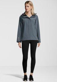 Whistler - WILEY MIT REFLEKTIERENDEN ELEMENTEN - Outdoor jacket -  stormy weather - 1