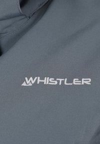 Whistler - WILEY MIT REFLEKTIERENDEN ELEMENTEN - Outdoor jacket -  stormy weather - 3