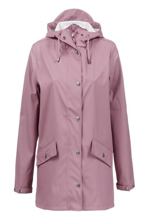 Waterproof jacket - mesa rose