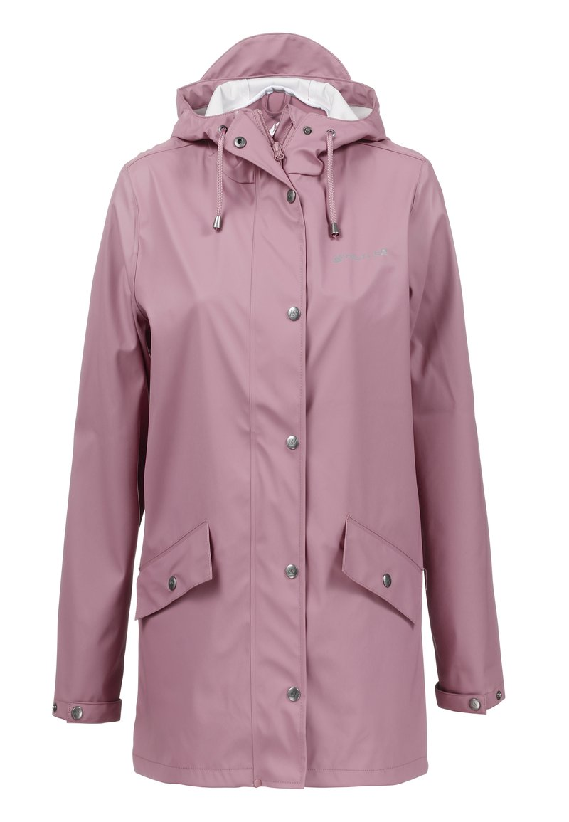 Whistler - Waterproof jacket - mesa rose