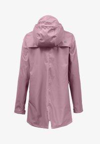 Whistler - Waterproof jacket - mesa rose - 1