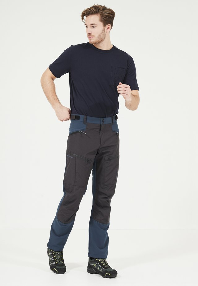 Cargo trousers - 2057  midnight navy
