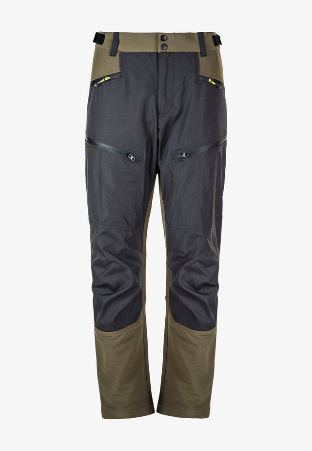 Cargo trousers - 5056 tarmac