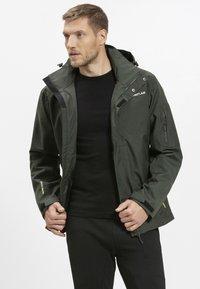 Whistler - Waterproof jacket - olive - 0