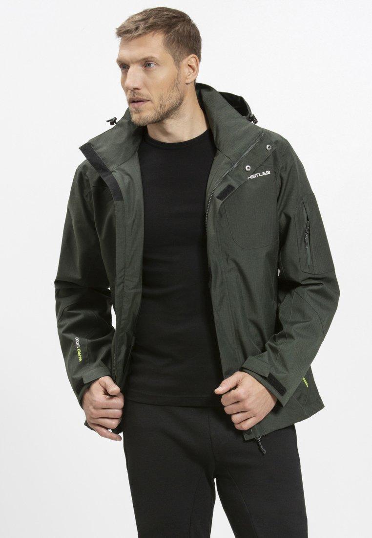 Whistler - Waterproof jacket - olive
