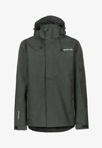Whistler - Waterproof jacket - olive - 4