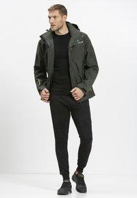 Whistler - Waterproof jacket - olive - 1