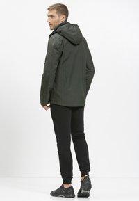 Whistler - Waterproof jacket - olive - 2