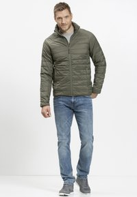 Whistler - Down jacket - olive - 1