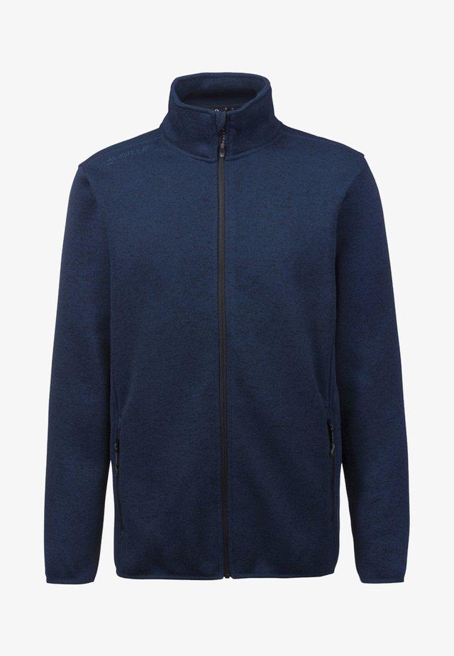 PAREMAN - Fleece jacket - navy