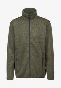 Whistler - Fleece jacket - olive - 4