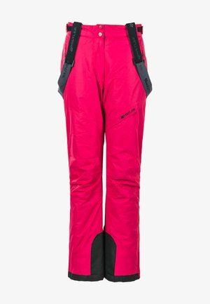 FAIRFAX - Snow pants - cerise