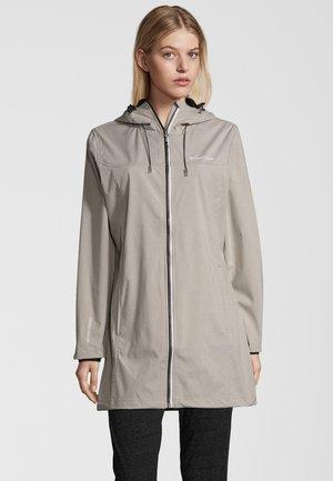 HERRIN - Waterproof jacket - 3014 abbey stone