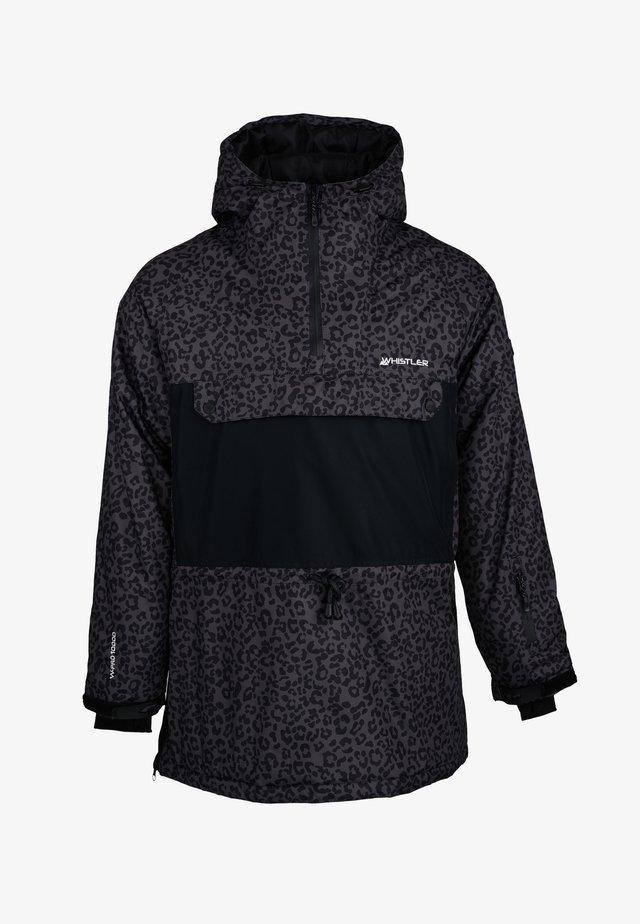 SHELBY - Ski jacket - asphalt
