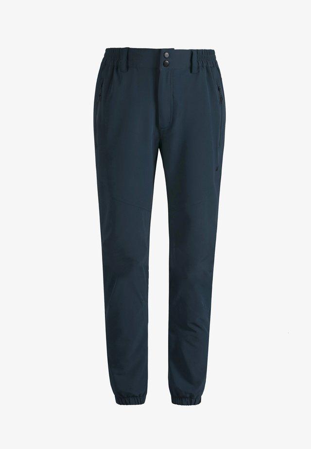 ALON - Outdoor trousers - 2057  midnight navy