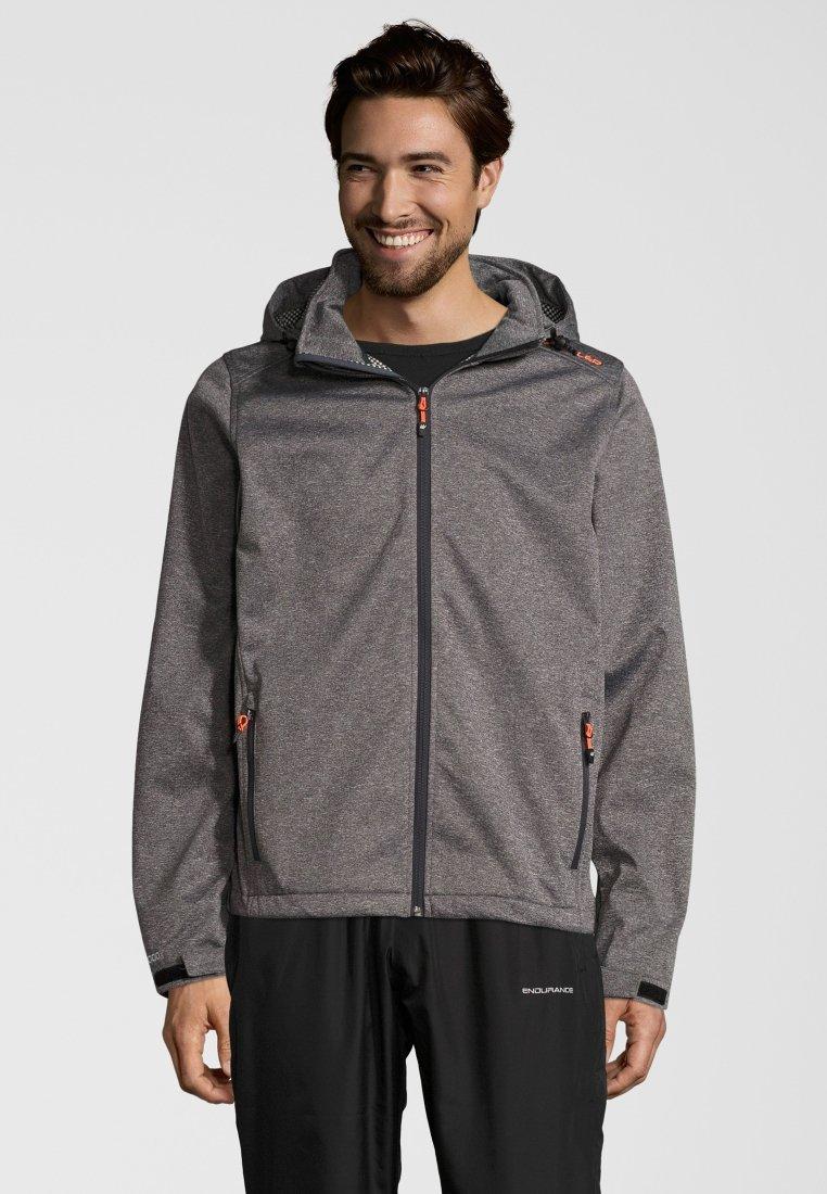 Whistler - PADUA - Soft shell jacket - frost grey
